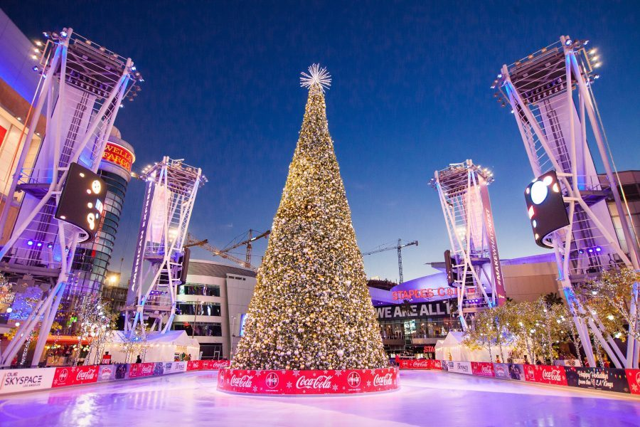Meet Your Neighbors: Ice Skate and Happy Hour at LA Live 12/06 - Flower  Street Lofts - Meet Your Neighbors: Ice Skate And Happy Hour At LA Live 12/06